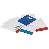 Tyvek Strong Lightweight Pocket Envelopes / C4 / White / Pack of 100