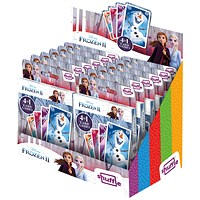 Shuffle Disney Frozen II 4-in-1 Card Game (Pack of 12)
