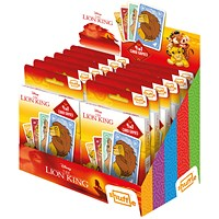Shuffle Disney Lion King 4-in-1 Card Game (Pack of 12)