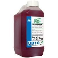Clover UB10 Degreaser Concentrate 2 Litre