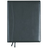Collins Elite 2020 Compact Diary, Day Per Page, Black