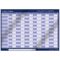 Collins 2020 Holiday Planner