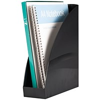 Contour Ergonomics Magazine File Black