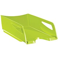 CEP Maxi Gloss Letter Tray Green