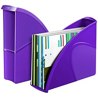CEP Pro Gloss Magazine File Purple 674GPURPLE
