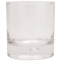 Clear Squat Tumbler Drinking Glass 33cl (Pack of 6)