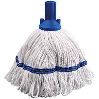 Blue Exel Revolution 250g Mop Head 103075BU