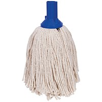 Exel 250g Mop Head Blue (Pack of 10) 102268BU