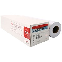 Canon Uncoated Draft Inkjet Paper, 841mm x 91m, 97025714