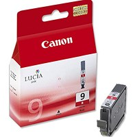 Canon PGI-9R Red Inkjet Cartridge 1040B001
