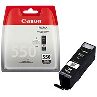Canon PGI-550 Pigment Black Inkjet Cartridge