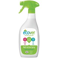Ecover Multi Surface Trigger Spray 500ml (Cuts through grease and grime)