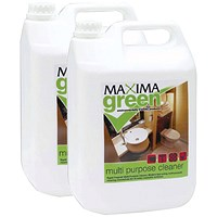 Maxima Multi-Purpose Cleaner 5 Litre - Pack of 2