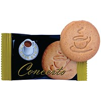 Cafe Etc Concerto Biscuit Individually Wrapped ETC044