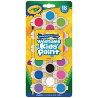 Crayola Washable Kids Poster Paints (Pack of 108)