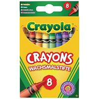Crayola Assorted Colouring Crayons (Pack of 192)