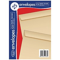 County Stationery C5 Manilla Gummed Envelopes (Pack of 500)