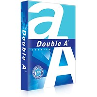 Double A White Premium A3 Paper, 80gsm, Ream (500 Sheets)