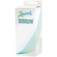 2Work Whiteboard Cleaning Kit