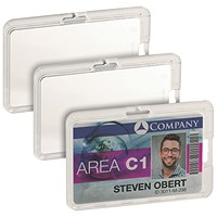 Durable Card Holder Permanent (Pack of 10) 3 For 2