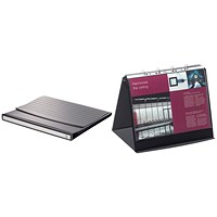 Durable Durastar Presentation Portfolio, A3, Graphite
