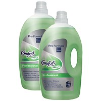 Diversey Comfort Professional Deosoft Fabric Conditioner Concentrate 5 Litre (Pack of 2)
