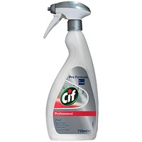 Cif Professional 2 in 1 Washroom Cleaner - 750ml