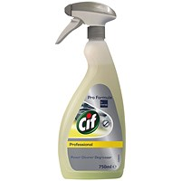 Cif Professional Power Cleaner Degreaser 750ml