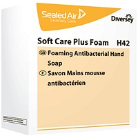 Diversey Soft Care Plus Foam H42 0.7L 100908971