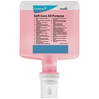 Diversey Soft Care All Purpose Foam 1.3L (Pack of 4) 100940173