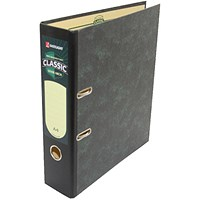 Rexel Classic A4 File Black (Pack of 10)