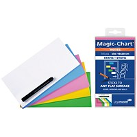 Legamaster Magic Notes 20X10cm (Pack of 500)