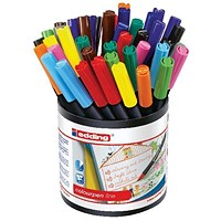 Edding Colourpen Fine Assorted (Pack of 42)