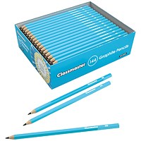 Classmaster Pencil, HB, Pack of 144