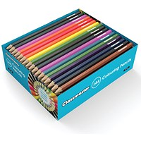 Classmaster Classroom Colouring Pencils, Assorted, Pack of 144