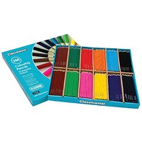 Classmaster Classroom Colouring Pencils, Assorted, Pack of 288