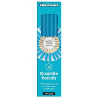 Classmaster HB Pencil (Pack of 12)