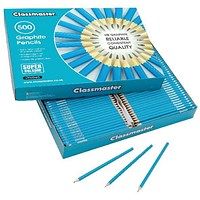 Classmaster Pencil, HB, Pack of 500