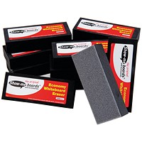 Show-me Whiteboard Eraser (Pack of 12) EWE12