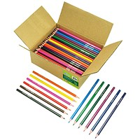 ReCreate Treesaver Recycled Colouring Pencils (Pack of 144)
