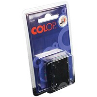 COLOP E/30 Replacement Ink Pad Black (Pack of 2)