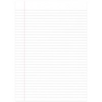 Loose Leaf Paper A4 Ruled with Margin (Pack of 2500)