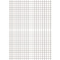 Loose Leaf Paper A4 5mm Squares (Pack of 2500)