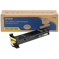 Epson AcuLaser CX28DN Yellow Toner 8K (Capacity: 8000 pages) C13S050490