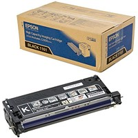 Epson S051161 Black High Yield Laser Toner Cartridge