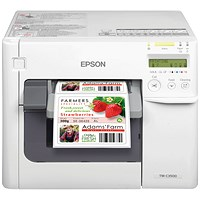 Epson TM-C7500 Standard Colour Label Printer C31CD84012