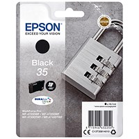 Epson DURABrite 35 Ultra Black Ink Cartridge