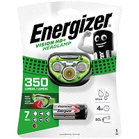 Energizer Vision HD Plus Headlight 3AAA