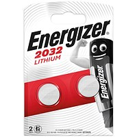 Energizer Special Lithium Battery 2032/CR2032 (Pack of 2)