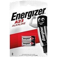 Energizer Alkaline Battery A23/E23A (Pack of 2)